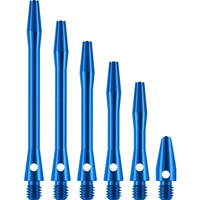 Dartshopper Aluminium Metal Blue Shafts