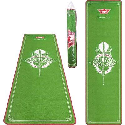 Bull's Carpet Mat Green 241x67 cm Dart Mat