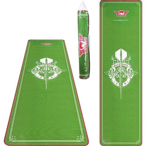 Bull's Bull's Carpet Mat Green 241x67 cm Dart Mat