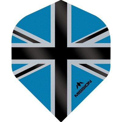 Mission Alliance-X 100 Blue & Black NO2