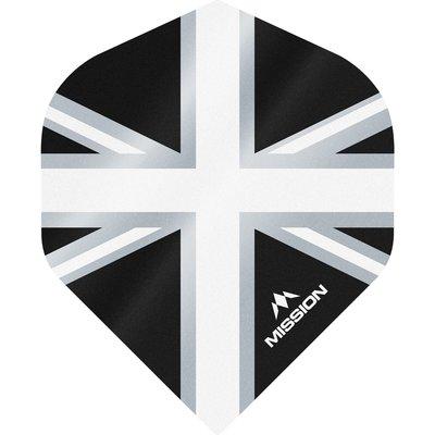 Mission Alliance 100 Black & White NO2