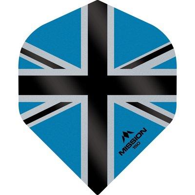 Mission Alliance-X 150 Blue & Black NO2