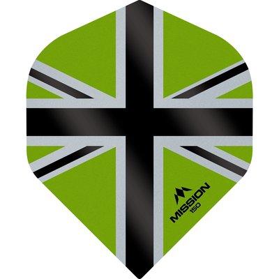 Mission Alliance-X 150 Green & Black NO2