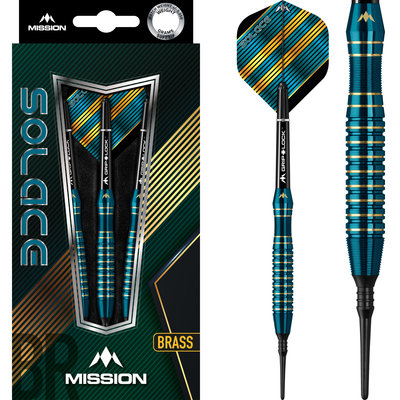 Mission Solace M1 Brass Soft Tip