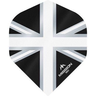Mission Alliance 150 Black & White NO2