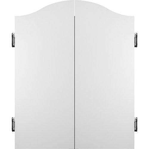 Mission Mission Dartbord Deluxe Cabinet - Plain White