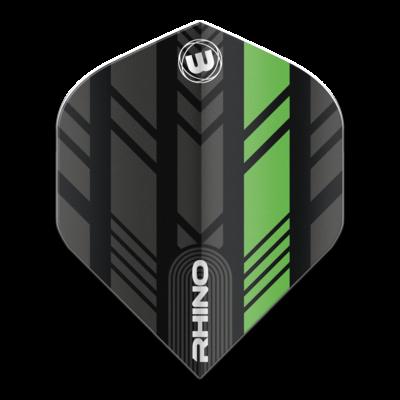 Winmau Rhino Extra Thick Black & Green
