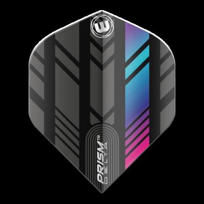Winmau Prism Delta Extra Thick Black & Multi
