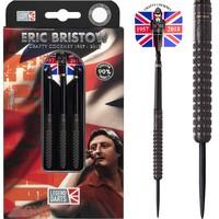 Legend Darts Eric Bristow Crafty Cockney 90% Black Knurled