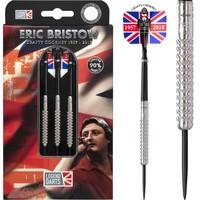 Legend Darts Eric Bristow Crafty Cockney 90% Silver Knurled