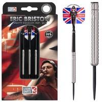 Legend Darts Eric Bristow Crafty Cockney 90% Silver Ringed