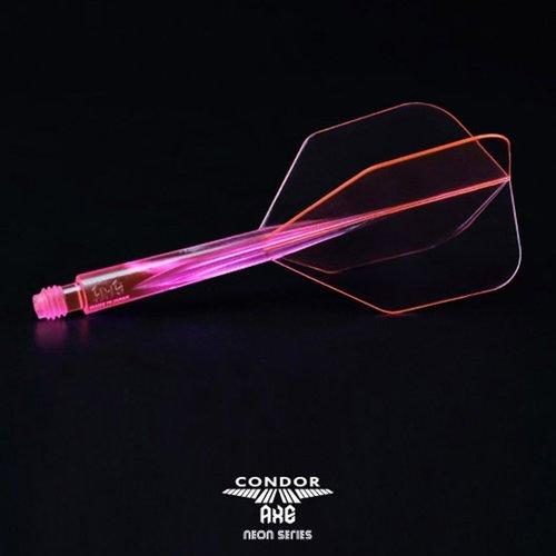 Condor Condor Neon Axe  System - Small Pink