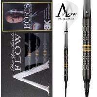 Dynasty Dynasty A-FLOW Black Line Boris Krcmar Yellow 95% Soft Tip