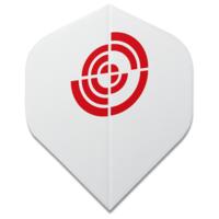 Dartshopper Customised Dart Flights Logo - 100 Micron | 10 Sets (30 Dart Flights)