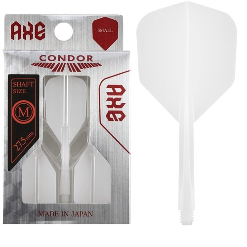 Condor Condor Axe  System - Small White