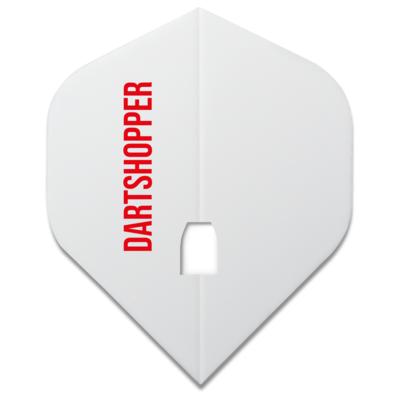 Customized Dart Flights - L-Style L3 Shape Text (1 Set)