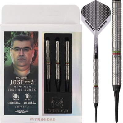 TriNiDad - Pro - Jose De Sousa Type 3 90% Soft Tip