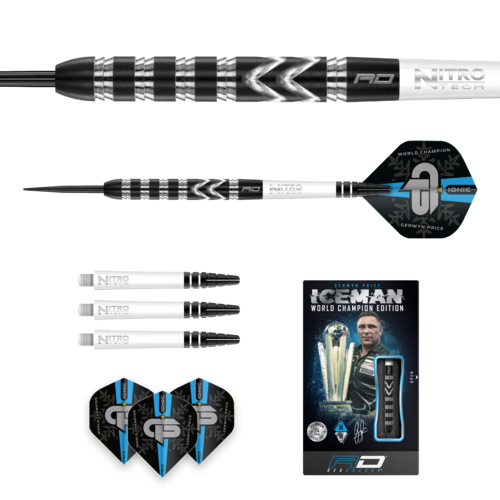 Red Dragon Gerwyn Price 90% WC2021 Special Edition