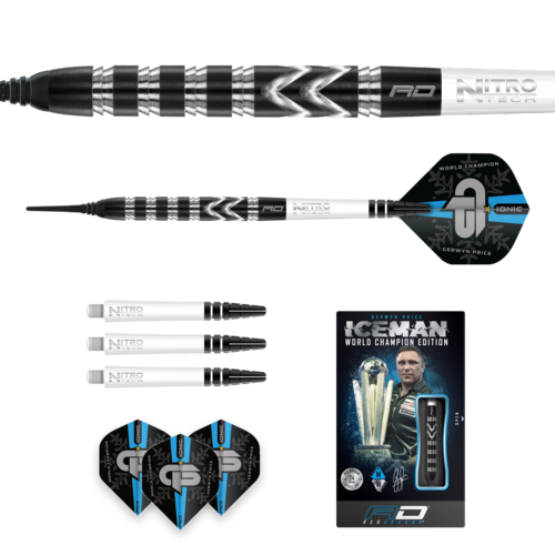 Red Dragon Gerwyn Price 90% WC2021 Special Edition - Soft Tip