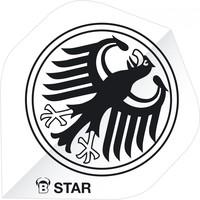 Bull's Germany Bull's B-Star Eagle White