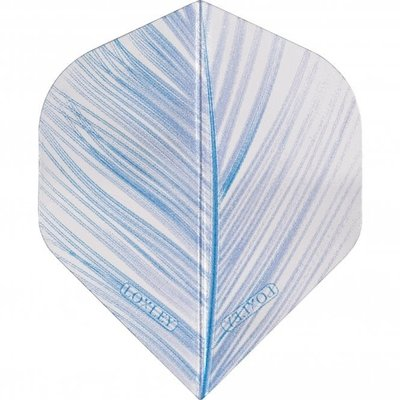 Loxley Feather Transparent Blue NO2