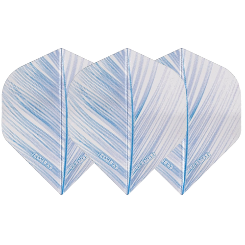 Loxley Loxley Feather Transparent Blue NO2
