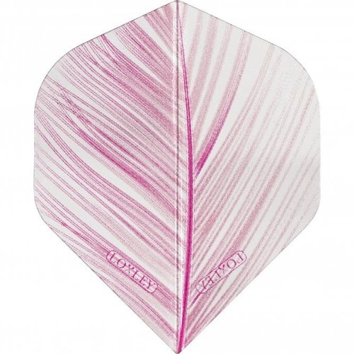 Loxley Loxley Feather Transparent Pink NO2