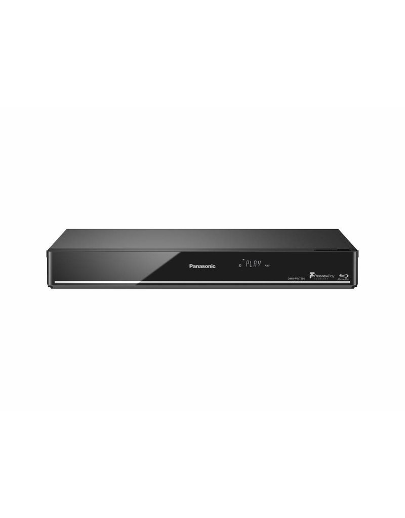 PANASONIC PANASONIC DMRPWT550EB HDD/BLU RAY PLAYER