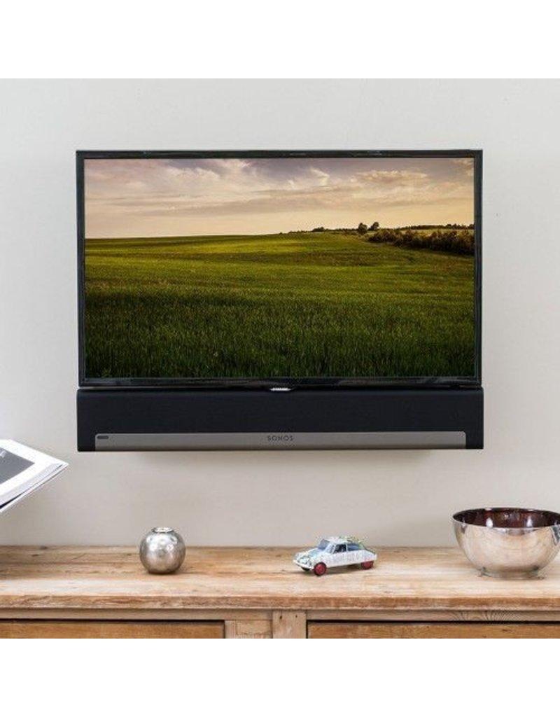 Flexson Flat Mount for SONOS PLAYBAR + TV