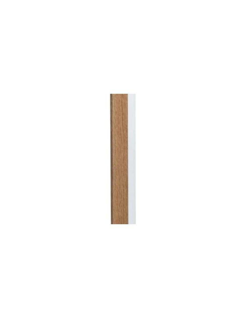 FLEXSON PLAY 3 PREMIUM FLOORSTAND WHITE/OAK