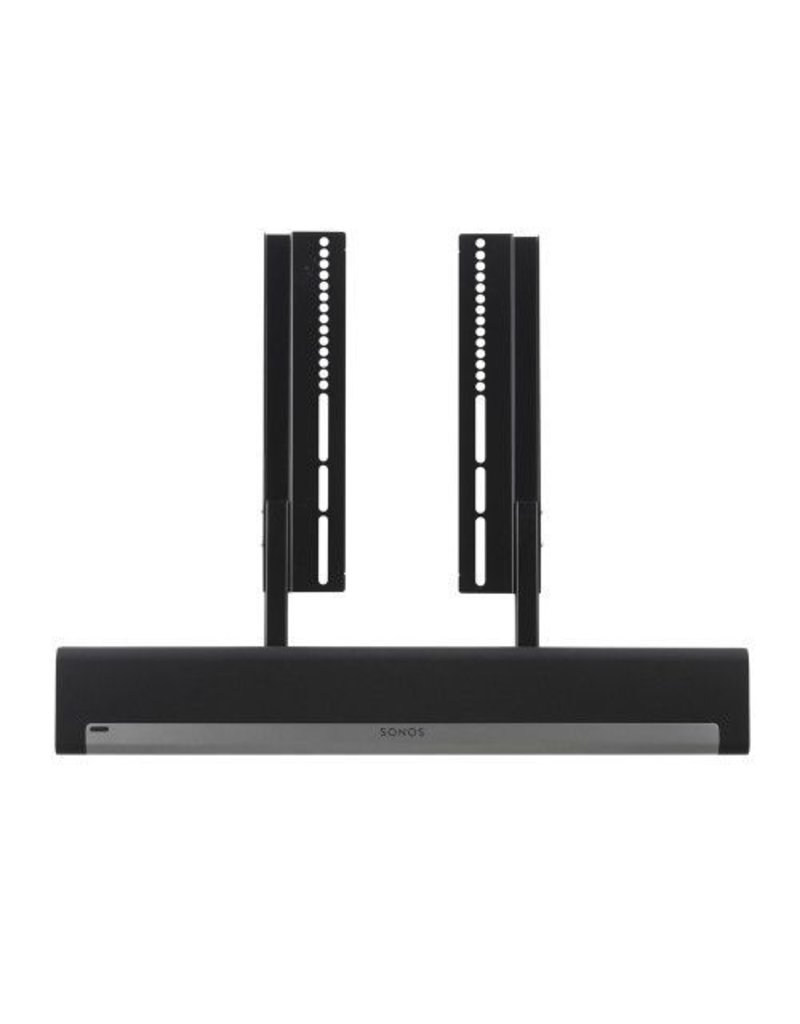 Flexson TV Mount Attachment for SONOS PLAYBAR - Black