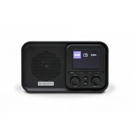 ROBERTS ROBERTS PLAY M5 BLACK DAB+ RADIO