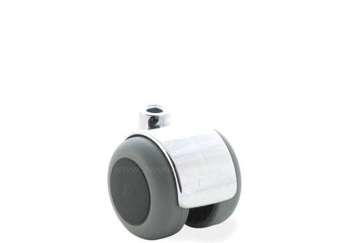 PPTP chrome wiel 50mm