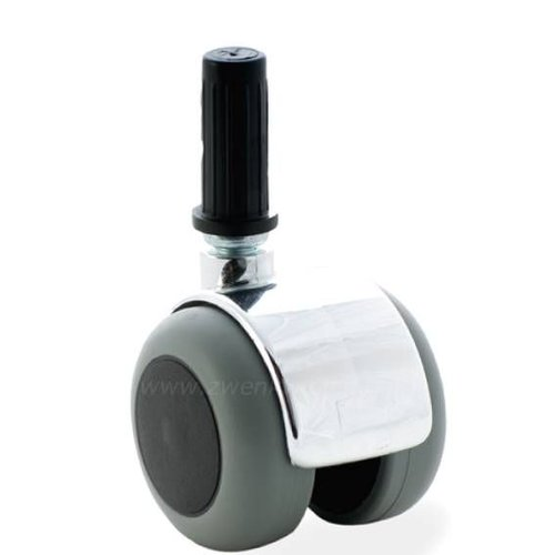 PPTP chrome wiel 50mm plug 14mm
