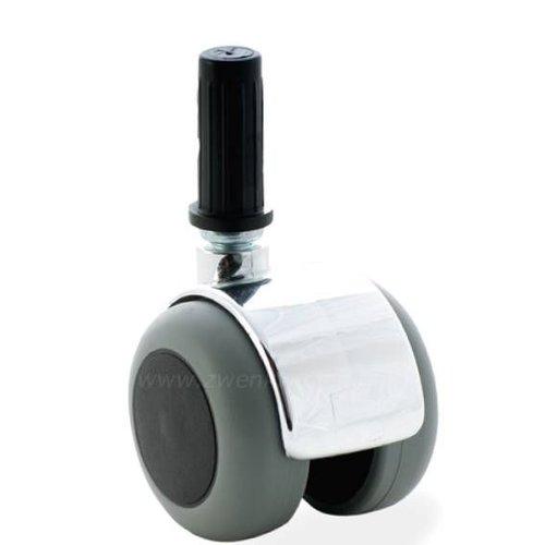 PPTP chrome wiel 50mm plug 23mm