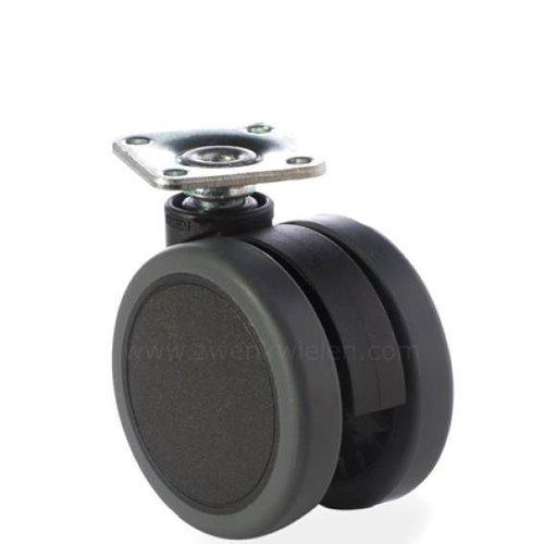 PATPROL wiel 65mm plaat 38x38mm