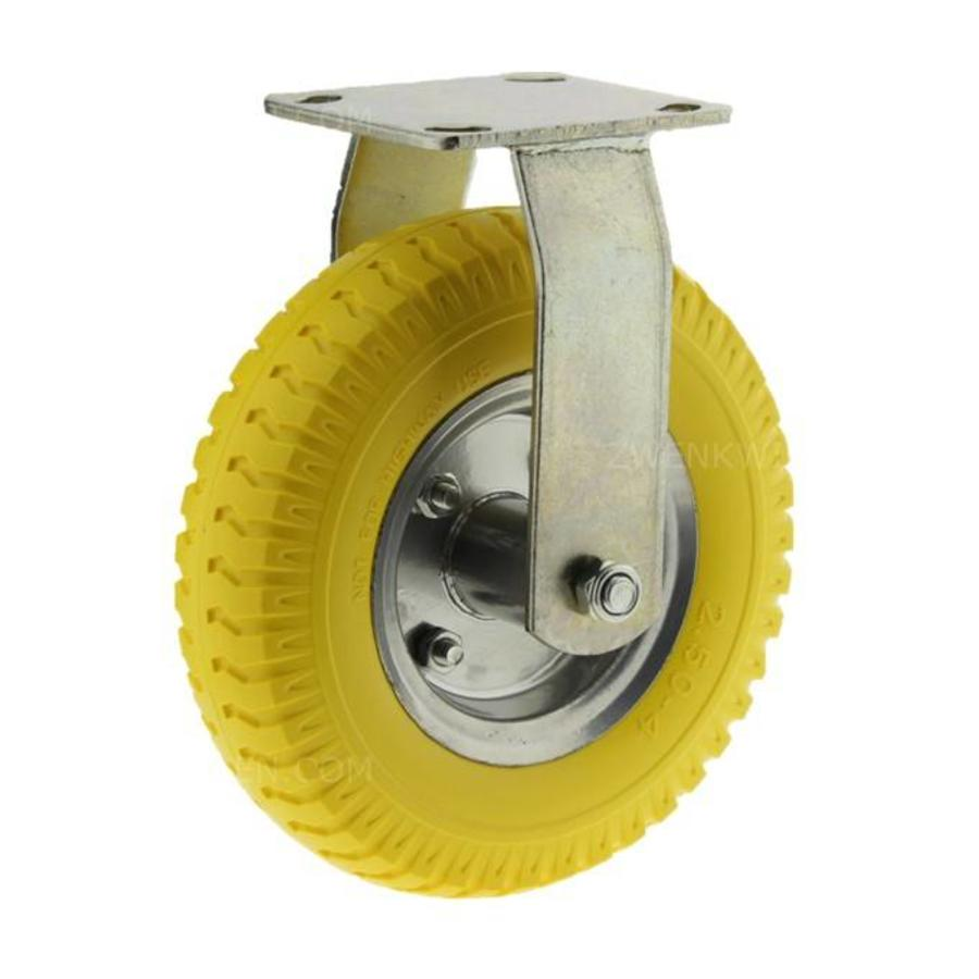Bokwiel anti-lek 215mm plaatbevestiging