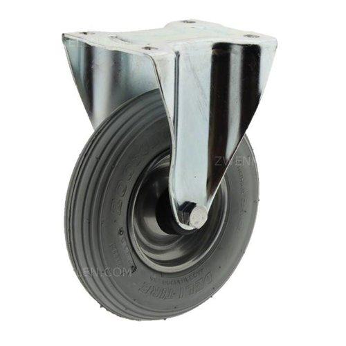 Bokwiel luchtband 200 grijs REMI plaat
