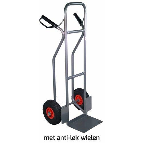 Krattenwagen 250kg antilek wielen