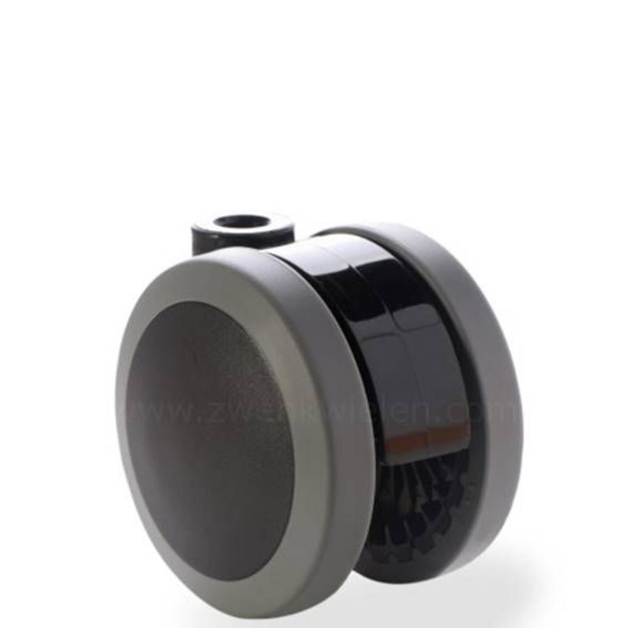 PAPU black wiel 75mm