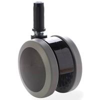 PAPU black wiel 75mm plug 15mm