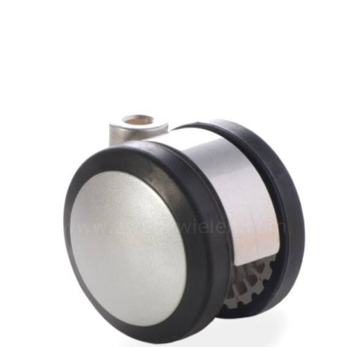 PAPU silver wiel 75mm