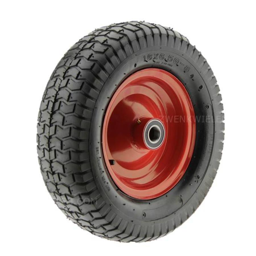 Luchtband 405mm metaal velg asgat 25mm