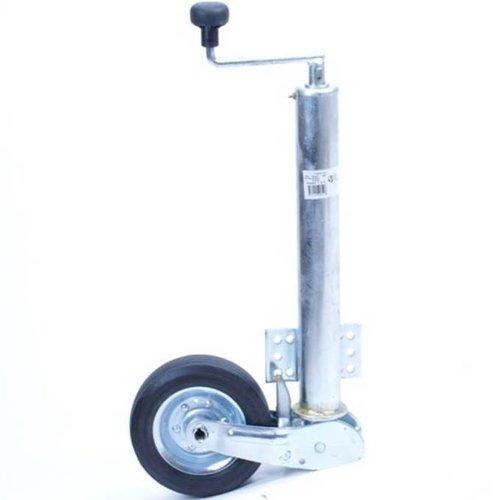 Neuswiel rubber 200mm metalen velg automaat