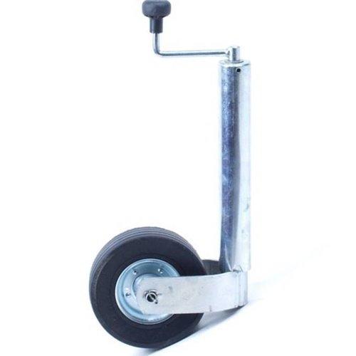 Neuswiel rubber 210 mm metalen velg