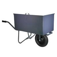 Gereedschap kruiwagen 1 wiel