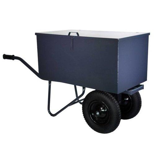 Gereedschap kruiwagen 2 wiel