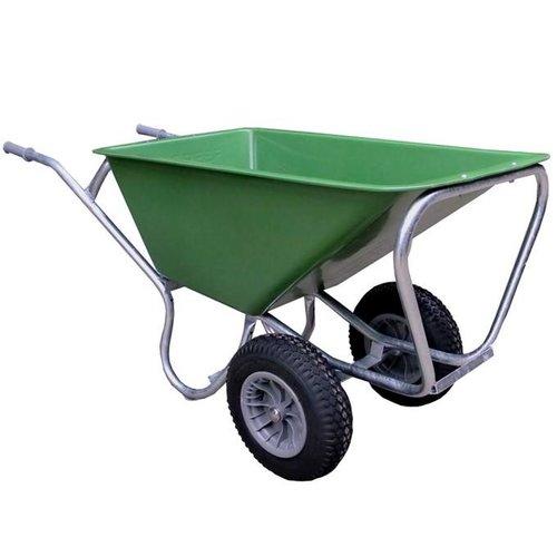 Volumekruiwagen 160 liter pro 2 wiel