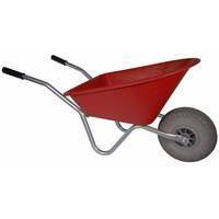 Kinderkruiwagen 35 liter rood anti-lek