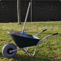 Kinderkruiwagen 35 liter groen anti-lek